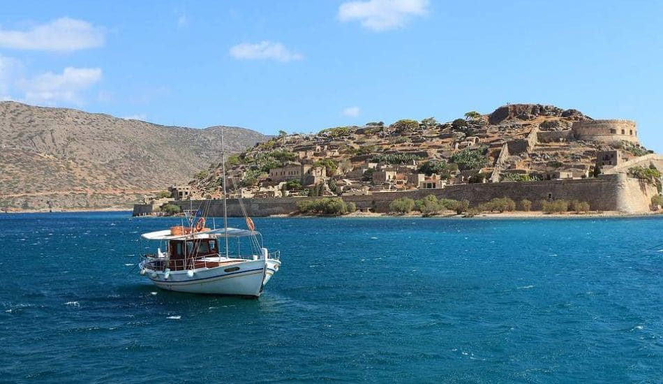 spinalonga inseln