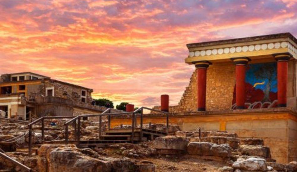 Knossos-Palast