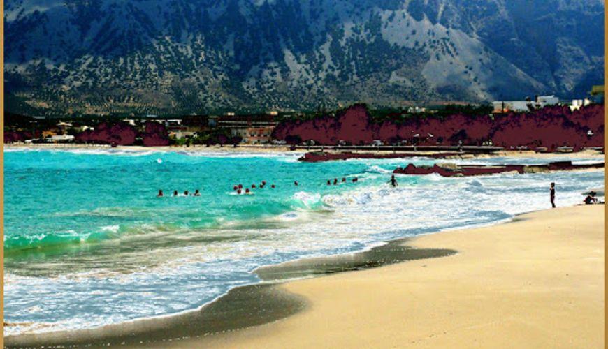 pachia ammos spiaggia