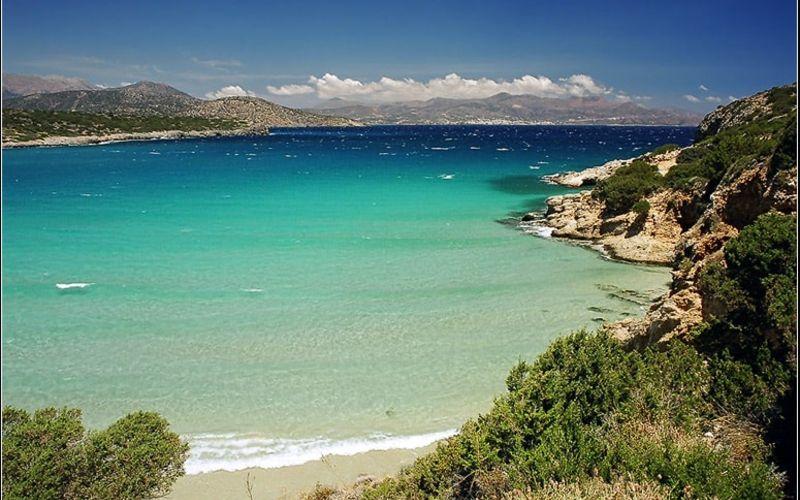 kretischer strand