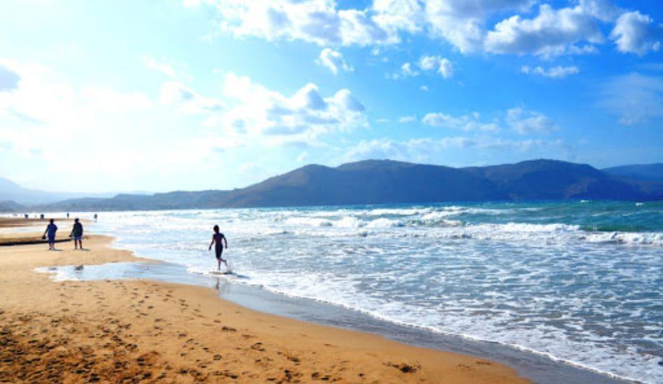 Geourgioupolis-beach