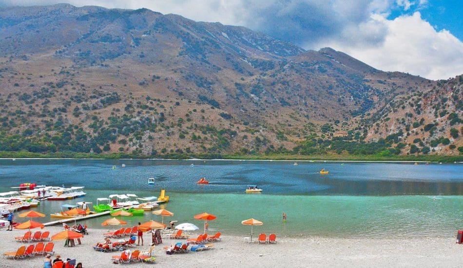 Lake-kournas-watersport