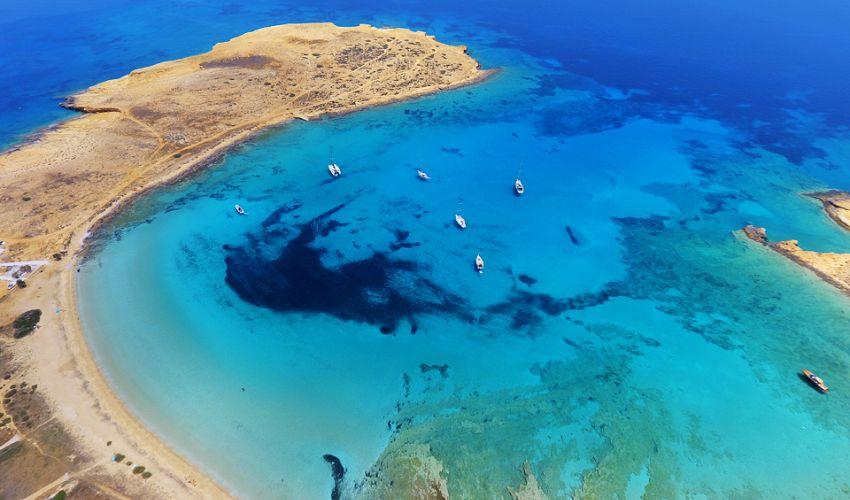 Insel Koufonisi