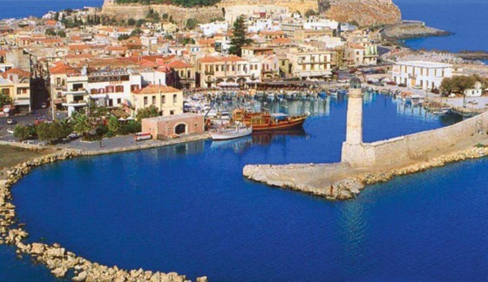 Rethymno view