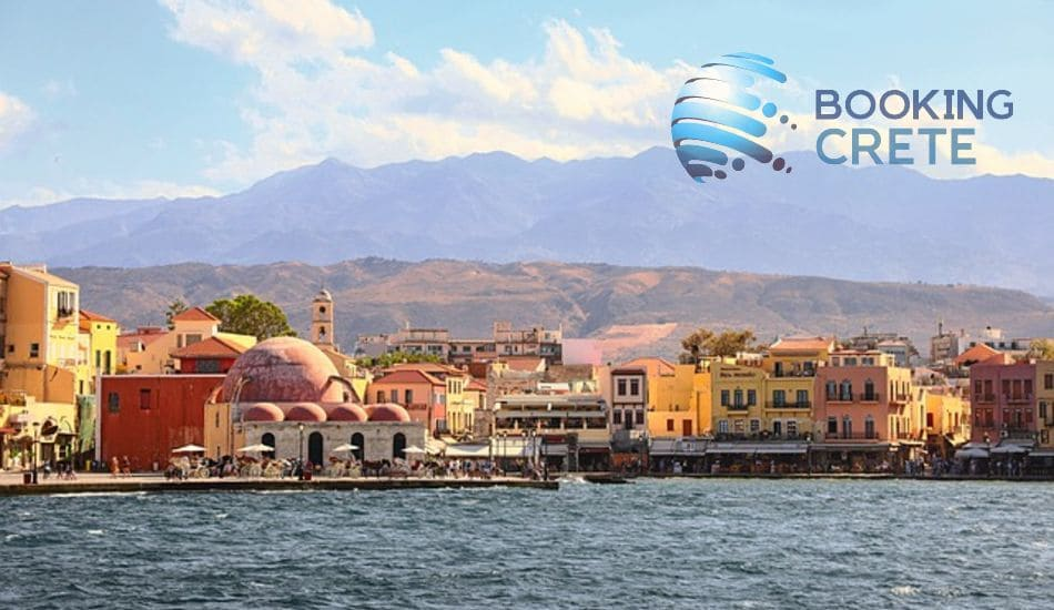 Chania view