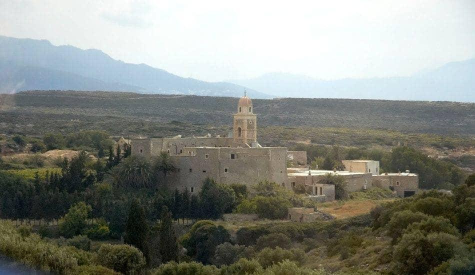 Moni-Toplou-Crete