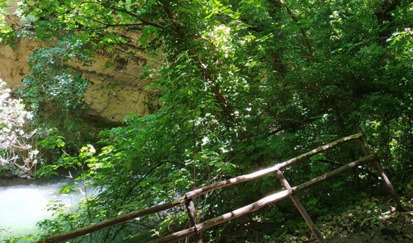 пещера нераидоспилиос