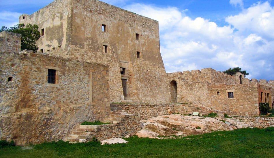 Siteia-castle
