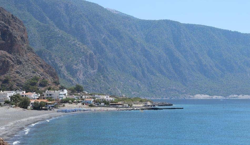Agia-Roumeli-Samaria-gorge
