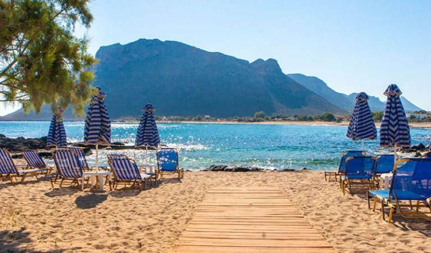 spiaggiia di Stavros