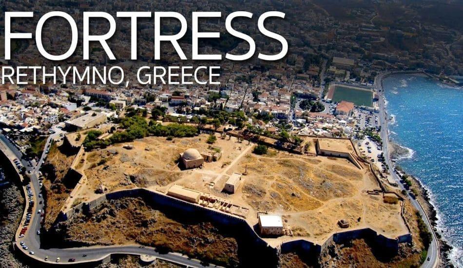 Rethymno castle