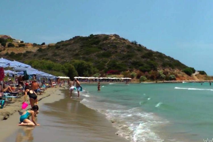 Almyros plage