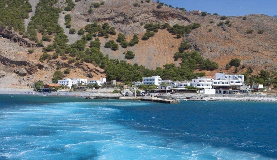 Samaria-gorge-Agia-Roumeli-