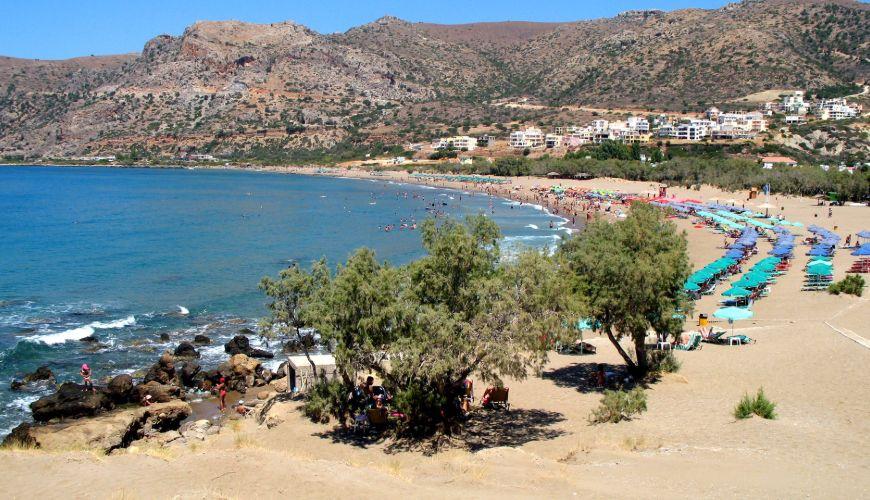 spiaggi cretesi