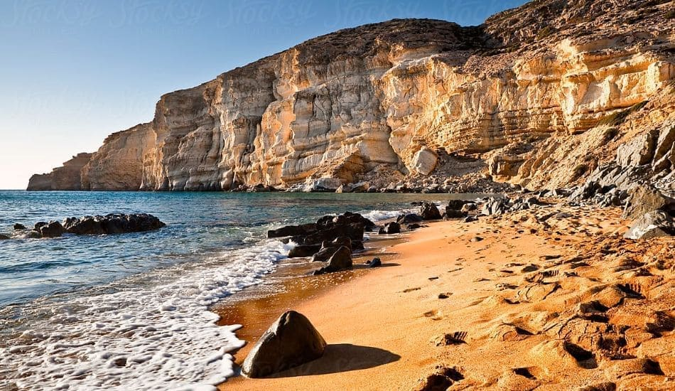 red-beach-near-matala thumb
