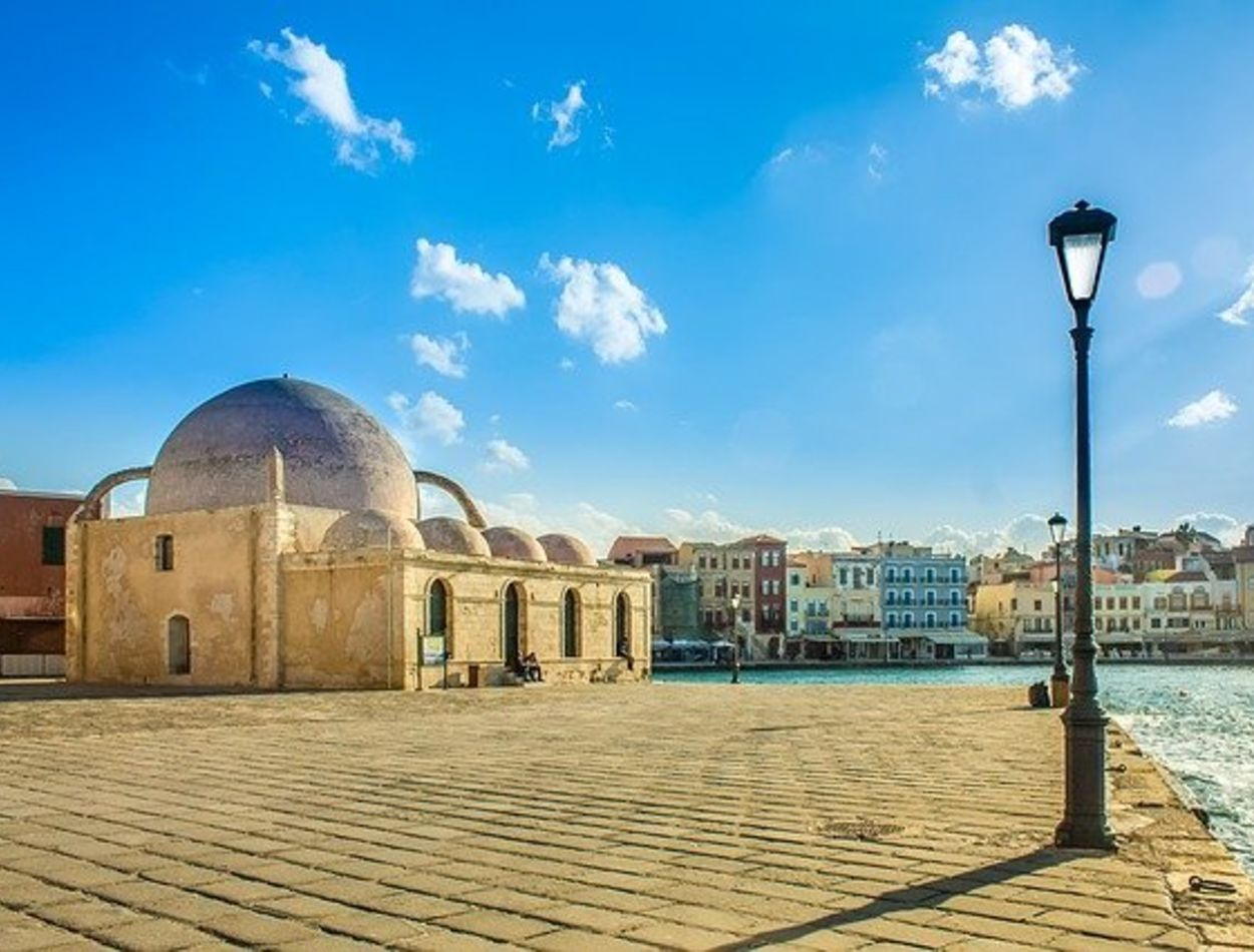chania-port-view