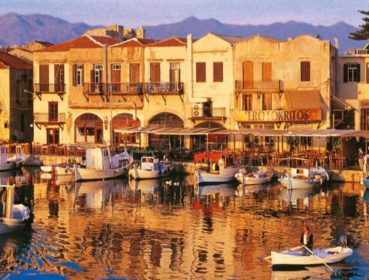 old-port-of-chania