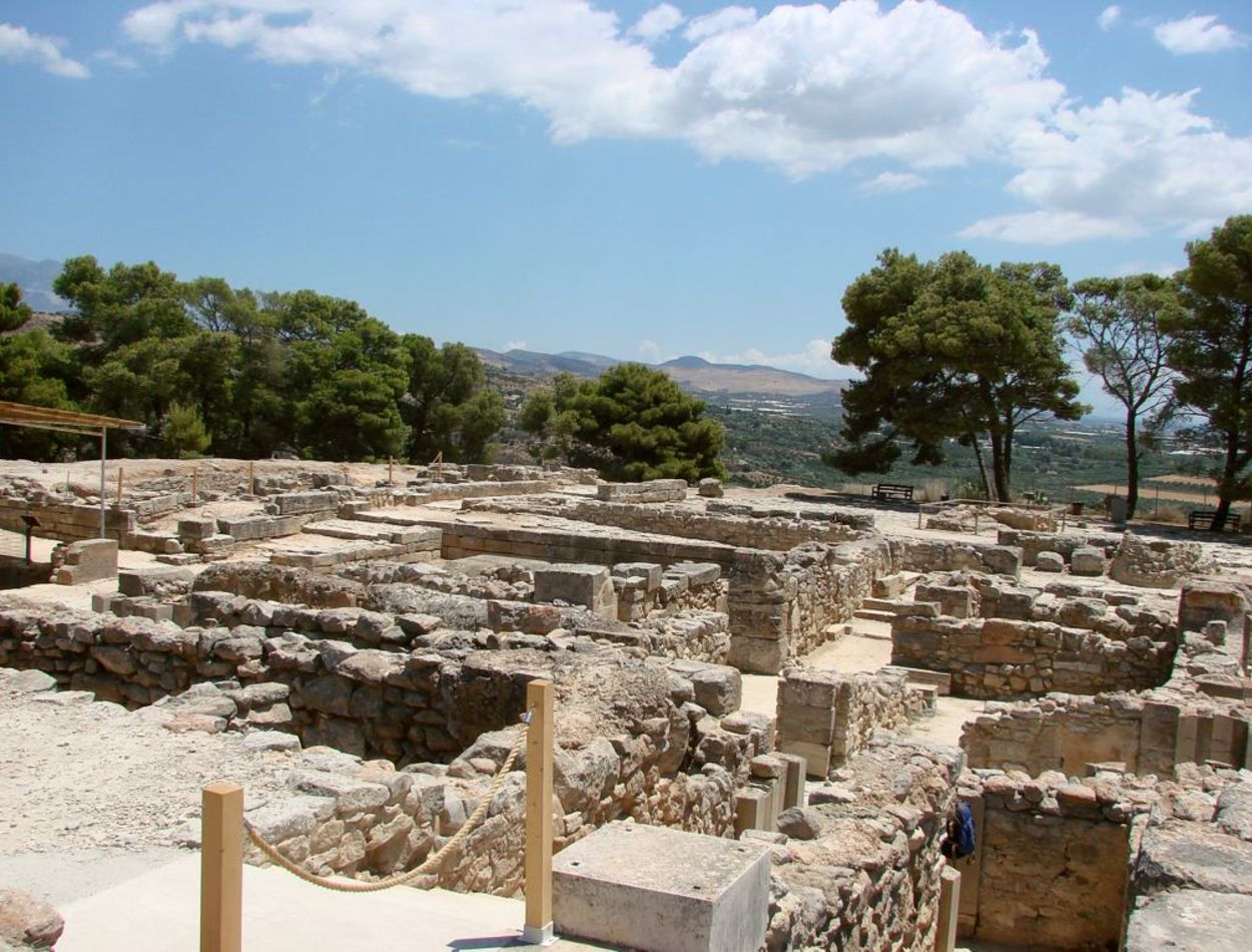 phaistos-site