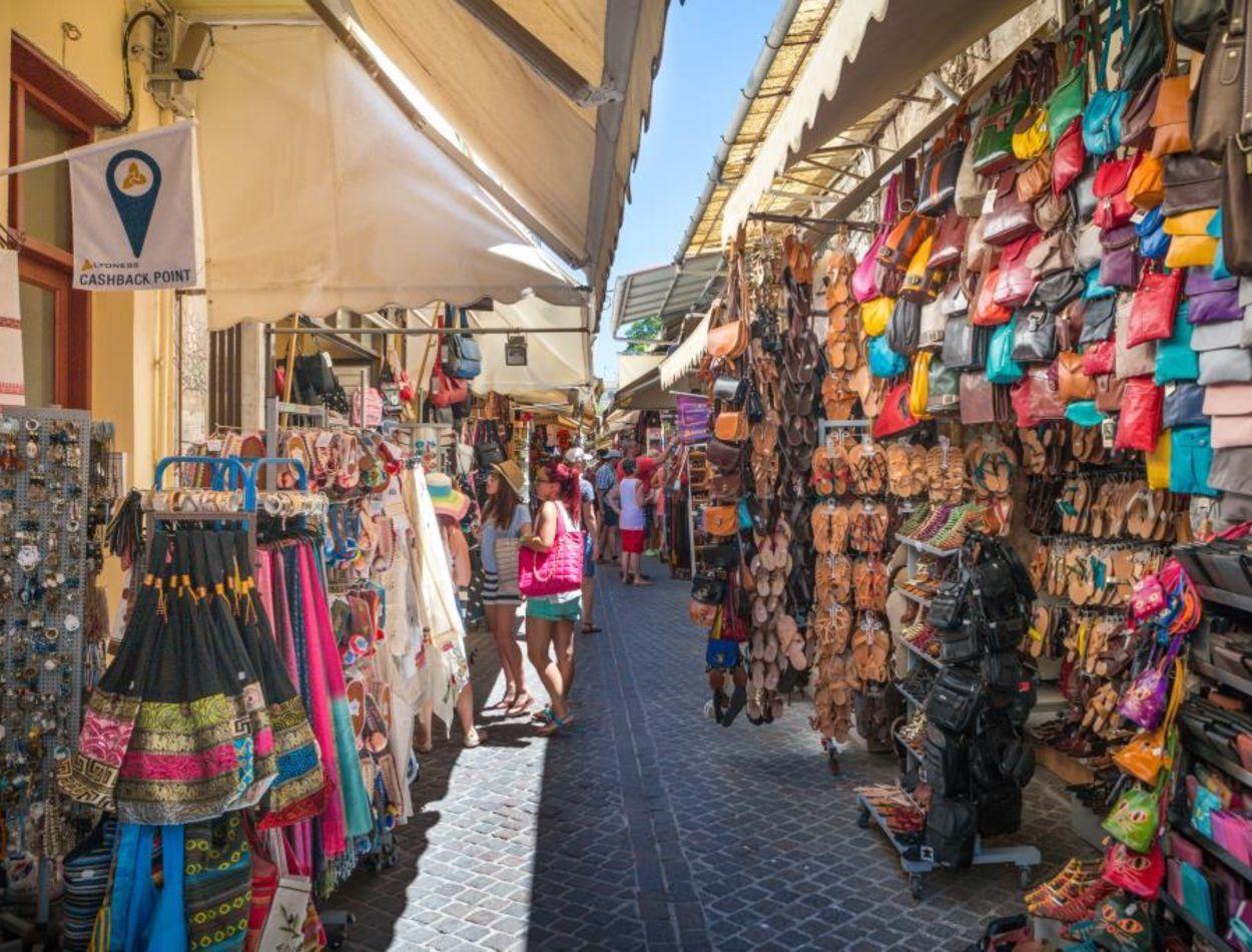 market-chania